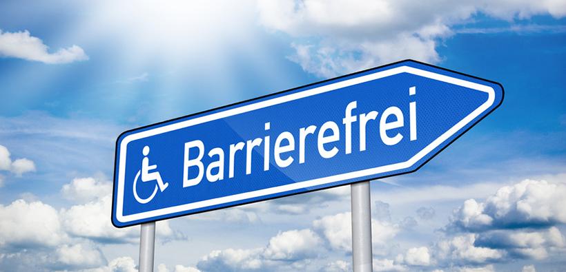 Fotolia_51485618_S Behindertengerecht